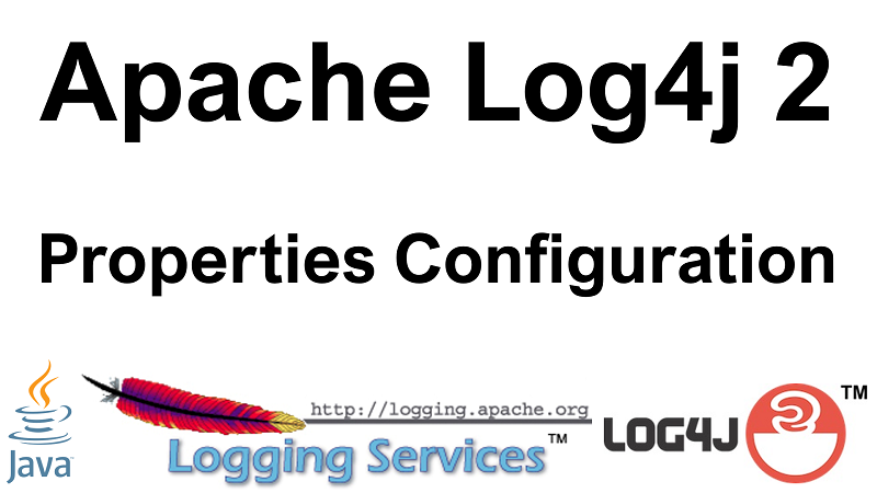 Log4j 2 Properties Configuration with Console Appender
