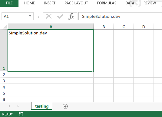 Apache POI Vertical and Horizontal Excel Cell Alignment