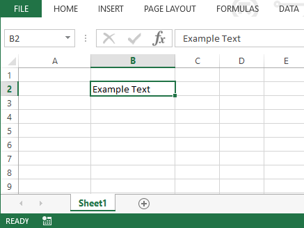 Apache POI Update Excel File Content