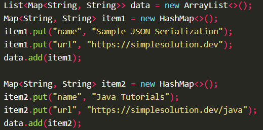 Serializes Java object into JSON string using JsonStream.serialize() with Jsoniter