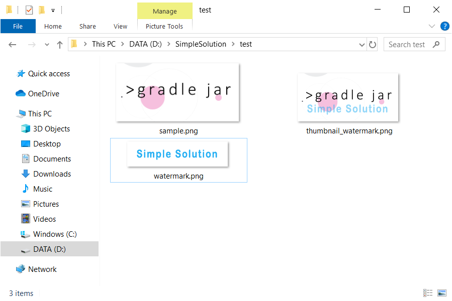 Generate Thumbnail Images in Java with Thumbnailator library