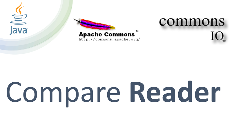 Compare Contents of two Reader in Java using Apache Commons IO