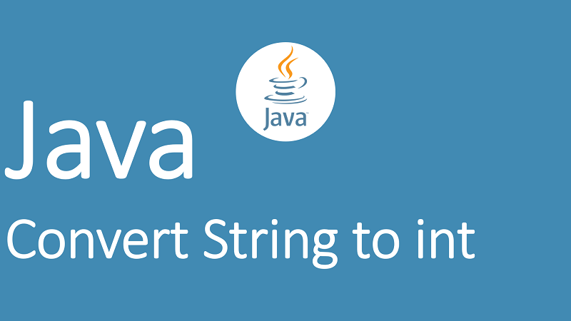 Convert String to int in Java