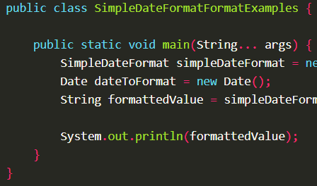 Formats a Date object into a string yyyy-MM-dd HH:mm:ss