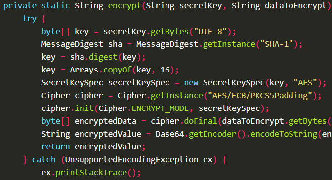 Java AES Advanced Encryption Standard Encryption and Decryption
