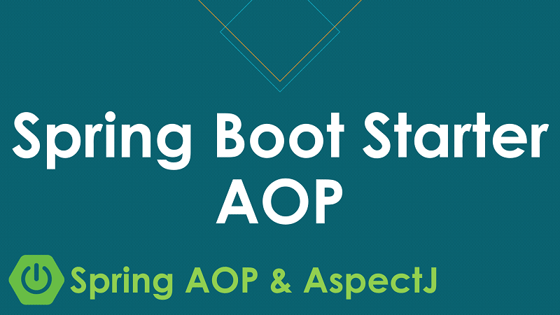 Spring Boot Implement AOP with Spring Boot Starter AOP