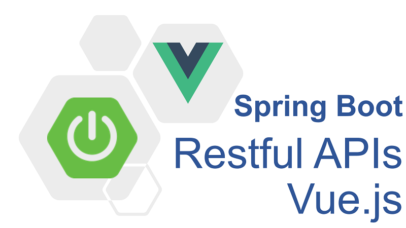 Spring Boot Restful API and Vue.js Frontend