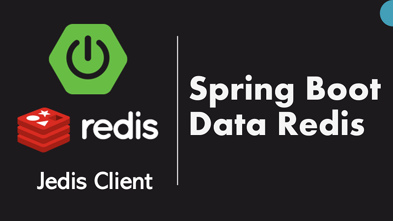 Spring Boot Starter Data Redis for Data Storage on Redis Server